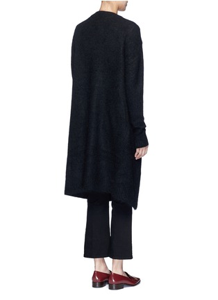 Back View - Click To Enlarge - Acne Studios - 'Raya' kimono sleeve mohair blend cardigan