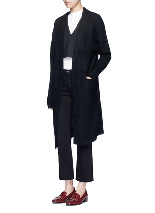Figure View - Click To Enlarge - Acne Studios - 'Raya' kimono sleeve mohair blend cardigan