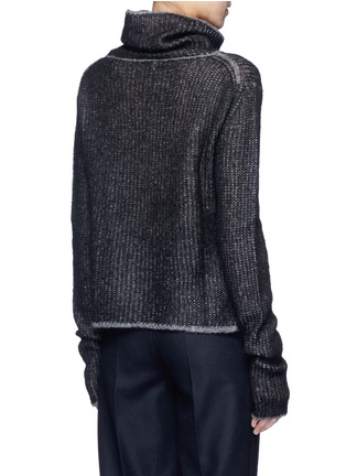 Acne Studios - 'Vasya' mohair blend turtleneck sweater