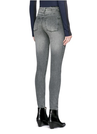 Back View - Click To Enlarge - Acne Studios - Skin 5' skinny jeans