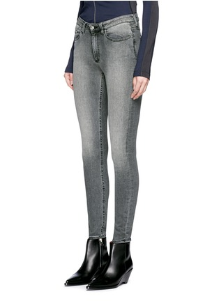 Front View - Click To Enlarge - Acne Studios - Skin 5' skinny jeans
