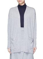 'Corta' Merino wool cardigan