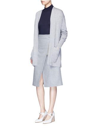 Figure View - Click To Enlarge - Acne Studios - 'Corta' Merino wool cardigan