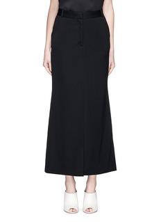 STELLA MCCARTNEYWool suiting skirt