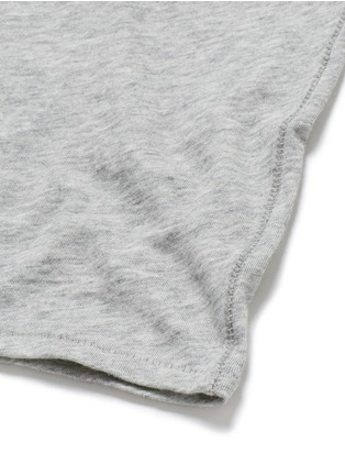 Detail View - Click To Enlarge - rag & bone/JEAN - 'Base' Pima cotton tank top
