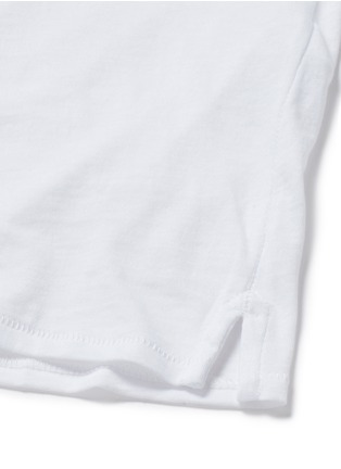 Detail View - Click To Enlarge - rag & bone/JEAN - 'X Boyfriend' chest pocket Pima cotton T-shirt