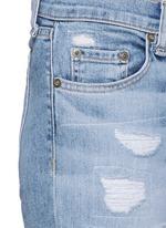 'The Dre' ripped slim boyfriend jeans