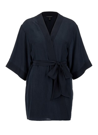 Main View - Click To Enlarge - Kiki De Montparnasse - 'Perfect' silk combo robe