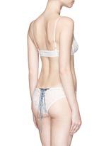 'Coquette' lace wireless soft bra
