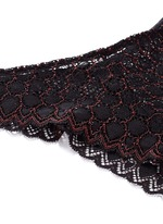 'Miel' stretch lace panty