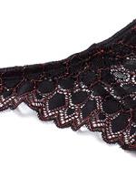 'Miel' stretch lace thong