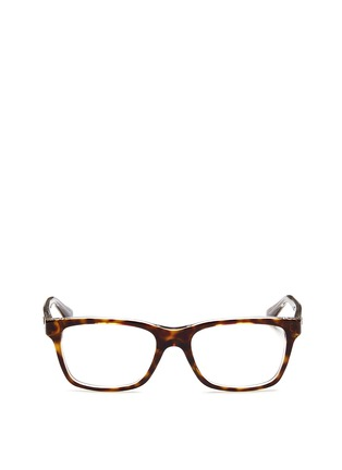 Main View - Click To Enlarge - Ray-Ban - Tortoiseshell junior acetate optical glasses