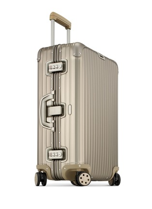 - RIMOWA - Topas Titanium Multiwheel® (Titanium, 64-litre)