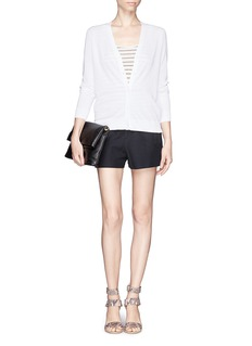 THEORY Larlissa drop shoulder cardigan