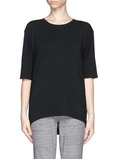 THEORY'Cyle' Drop Shoulder Tee