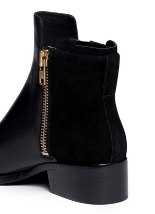 3.1 PHILLIP LIM - 'Alexa' leather and suede ankle boots