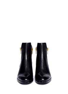 3.1 PHILLIP LIM 'Alexa' leather and suede ankle boots