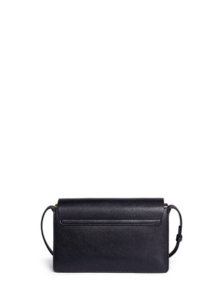 Detail View - Click To Enlarge - Chloé - 'Faye' small goatskin leather shoulder bag