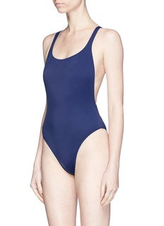 Solid & Striped 'The Robin' racerback one-piece swimsuit