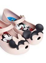 'Ultragirl Disney Twins II' Mickey and Minnie toddler flats