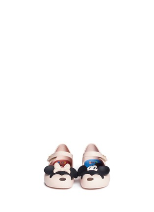 Figure View - Click To Enlarge - Melissa - 'Ultragirl Disney Twins II' Mickey and Minnie toddler flats