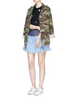 Marc JacobsSequin candy wool sweater