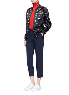 TopshopCropped suiting cigarette pants