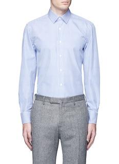 CanaliStripe cotton shirt