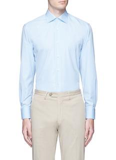 CanaliCotton poplin dress shirt