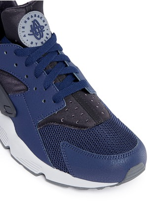 Detail View - Click To Enlarge - Nike - 'Air Huarache' combo sneakers