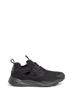 Reebok'FuryLite' mesh sneakers