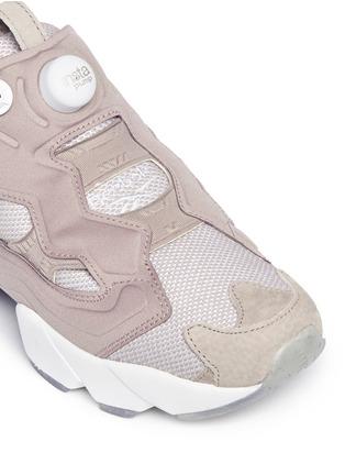 Detail View - Click To Enlarge - Reebok - 'Instapump Fury OG' slip-on sneakers