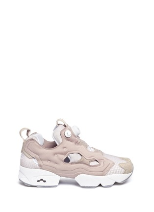 Main View - Click To Enlarge - Reebok - 'Instapump Fury OG' slip-on sneakers