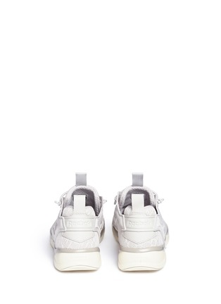 Back View - Click To Enlarge - Reebok - 'Furylite TM' tech mesh sneakers