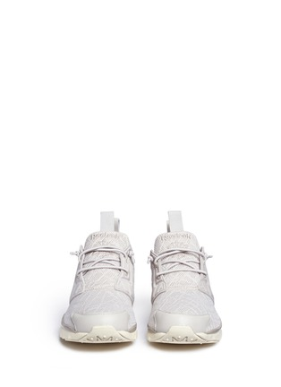Front View - Click To Enlarge - Reebok - 'Furylite TM' tech mesh sneakers