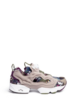 Main View - Click To Enlarge - Reebok - 'Instapump Fury Seasonal Graphic Pack' sneakers
