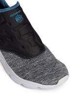 'Furylite Slip-on Lux' colourblock sneakers