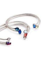 'Amista' Swarovski crystal cuff set