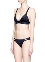 'Neutra' cutout hipster bikini bottoms
