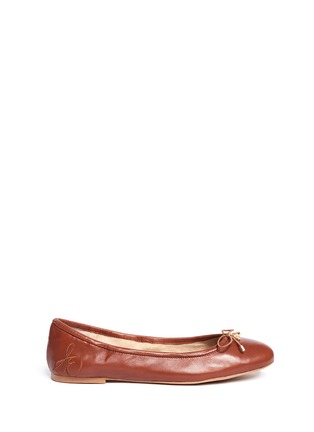 Sam Edelman - 'Felicia' leather ballet flats