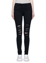 'Photo Ready Maria' skinny denim pants