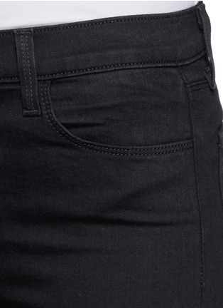 Detail View - Click To Enlarge - J Brand - 'Photo Ready Maria' distressed skinny jeans