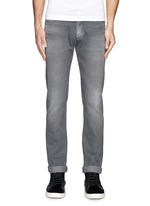 'M3' selvedge slim fit jeans