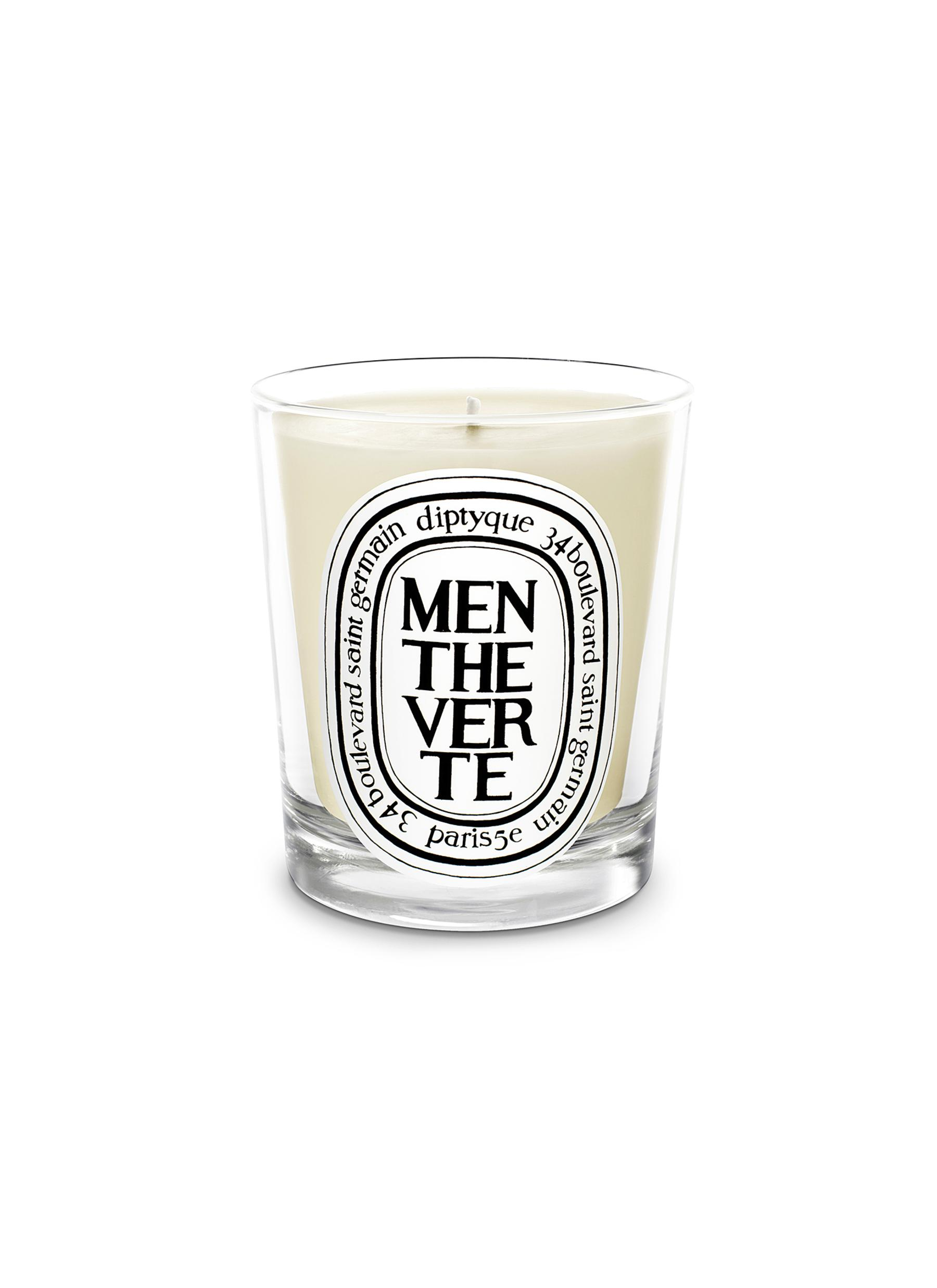 Menthe Verte Scented Candle 190g by diptyque