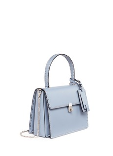 Valentino Micro Rockstud leather top handle bag