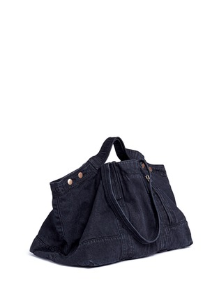 Detail View - Click To Enlarge - 3.1 Phillip Lim - Denim field tote