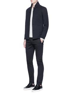 ATTACHMENTLinen-cotton soft blazer