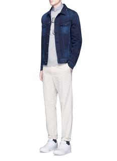 Denham'Amsterdam' raw denim jacket