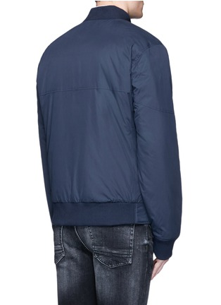 Back View - Click To Enlarge - Denham - 'Airwing' bomber jacket