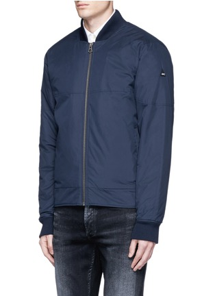 Front View - Click To Enlarge - Denham - 'Airwing' bomber jacket